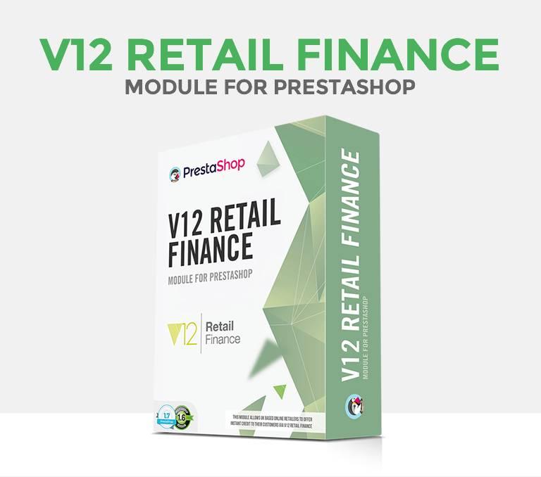 V12 Retail Finance Module